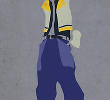 Riku by jehuty23