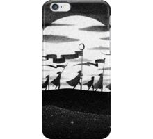 Drawlloween 2015: Moon iPhone Case/Skin