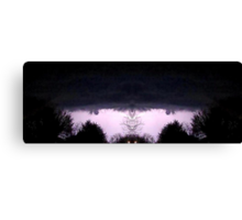 March 19 & 20 2012 Lightning Art Canvas Print