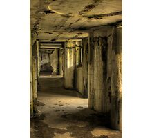 Abandoned Fort Photographic Print