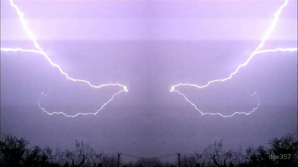 March 19 & 20 2012 Lightning Art 19 by dge357