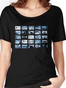 Damaged tapes Women's Relaxed Fit T-Shirt