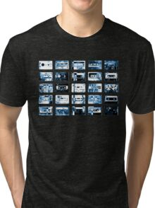 Damaged tapes Tri-blend T-Shirt