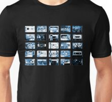Damaged tapes Unisex T-Shirt