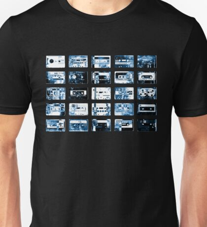 Damaged tapes Unisex T-Shirt