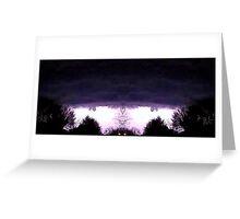 March 19 & 20 2012 Lightning Art 52 Greeting Card