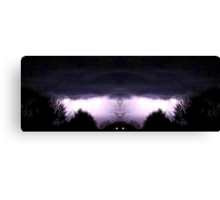 March 19 & 20 2012 Lightning Art 58 Canvas Print