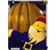 Giant Pumpkin Gus iPad Case/Skin