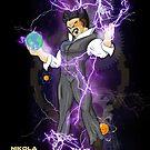 DBZ Tesla by Hushy