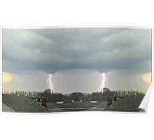 March 19 & 20 2012 Lightning Art 70 Poster