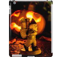 Halloween Walk I iPad Case/Skin