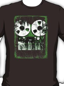 Damaged tapes recorder 2 T-Shirt