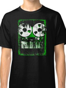 Damaged tapes recorder 2 Classic T-Shirt