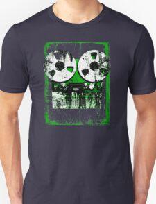 Damaged tapes recorder 2 Unisex T-Shirt