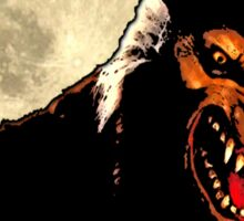 Beast Within (Sticker) Sticker