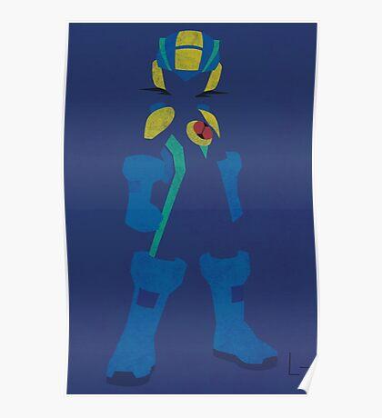 Megaman EXE Poster
