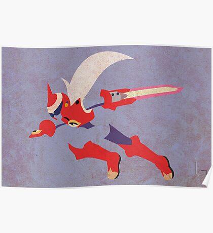 Protoman EXE Poster