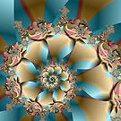 Fractal 32912 by Miss Therese Marie  Smith