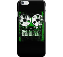 Damaged tapes recorder 2 iPhone Case/Skin
