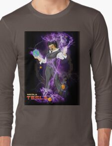 DBZ Tesla Long Sleeve T-Shirt
