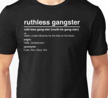 Ruthless Villain Unisex T-Shirt