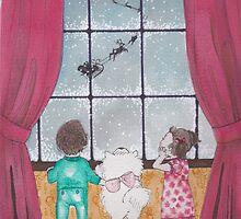 Yumi's Christmas by Toryfox