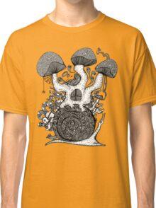 The Snail House Gray Classic T-Shirt
