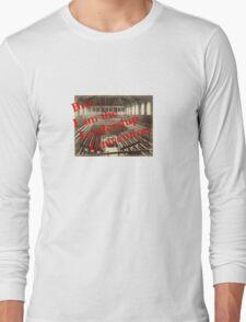 Politics Long Sleeve T-Shirt