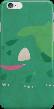 Bulbasaur by jehuty23