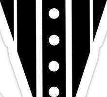 Tuxedo Sticker