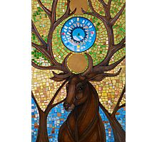 Coronation of the Forest King Photographic Print