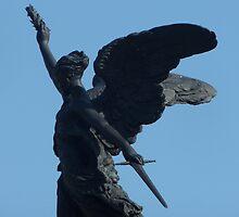 War Memorial Angel by Fara