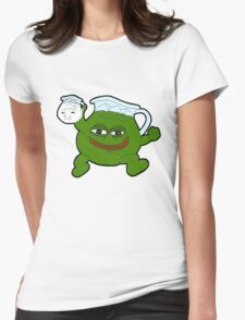 Kool Aid - Pepe Womens Fitted T-Shirt