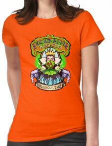Poison Apple Hard Cider  Womens Fitted T-Shirt