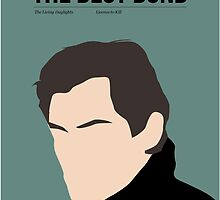 Officially the best bond - Dalton! by Stephen Wildish