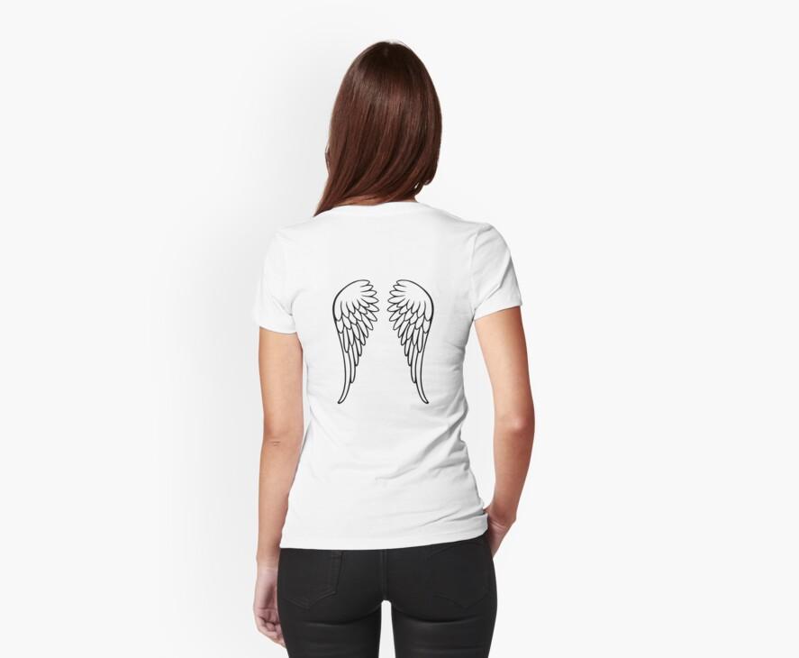 Angel wings by Designzz