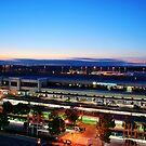 Melbourne Airport, International by Terri-Anne Kingsley