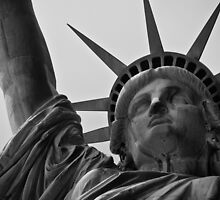 Statue of Liberty by Paul Politis