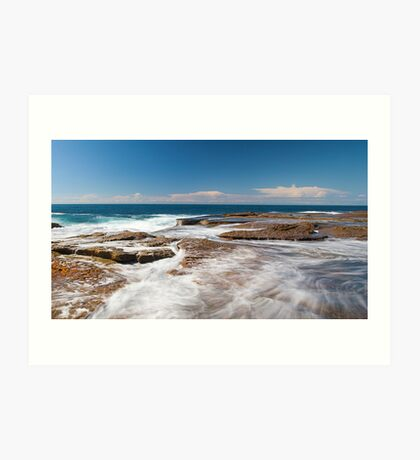 Dee Why Point Art Print