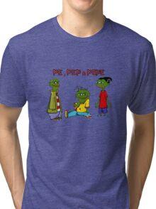 Pe, Pep n Pepe Tri-blend T-Shirt