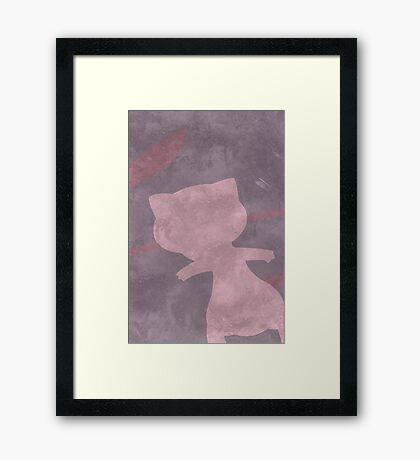 151 Framed Print