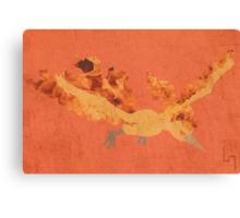 Moltres Canvas Print