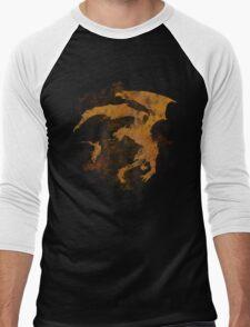 Dragonfight-cooltexture Men's Baseball ¾ T-Shirt