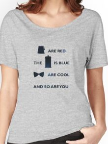 Doctor Who T-Shirt 2 Women's Relaxed Fit T-Shirt