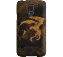 Dragonfight-cooltexture Samsung Galaxy Case/Skin