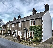 Heysham Village. by Lilian Marshall