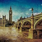 Houses of Parliament - London by Nigel Finn