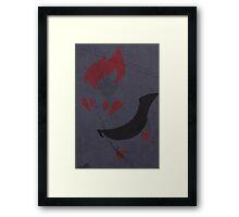 Zorua Framed Print