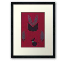 Zoroark Framed Print