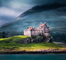 Duart Castle by wulfman65